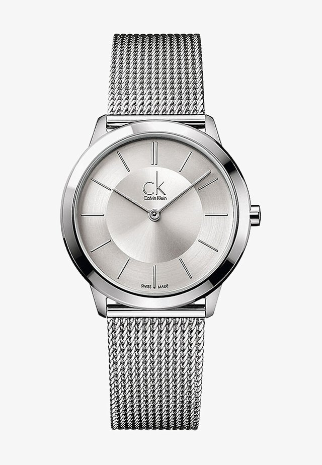 MINIMAL  - Uhr - silver-coloured