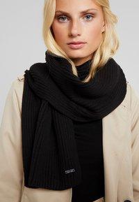 Calvin Klein - BASIC SCARF - Sciarpa - black - 1