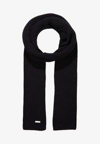 Calvin Klein - BASIC SCARF - Bufanda - black - 2
