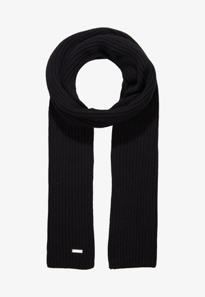 BASIC SCARF - Sjal - black