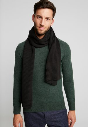 BASIC SCARF - Sjaal - black