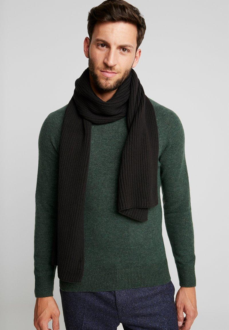 Calvin Klein - BASIC SCARF - Bufanda - black