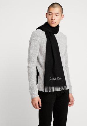 CLASSIC SCARF - Sjaal - black