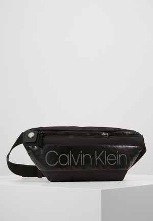 PUFFER WAISTBAG - Bältesväska - black
