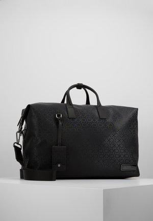 INDUSTRIAL MONO WEEKENDER - Weekend bag - black