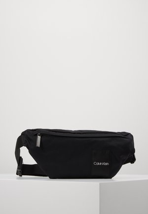 ITEM STORY WAISTBAG - Bältesväska - black