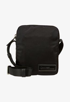 PRIMARY MINI REPORTER - Sac bandoulière - black