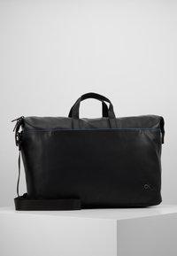 Calvin Klein - DIRECT WEEKENDER - Torba podróżna - black - 0
