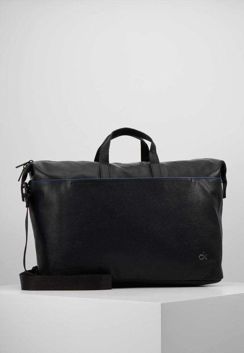 Calvin Klein - DIRECT WEEKENDER - Torba podróżna - black