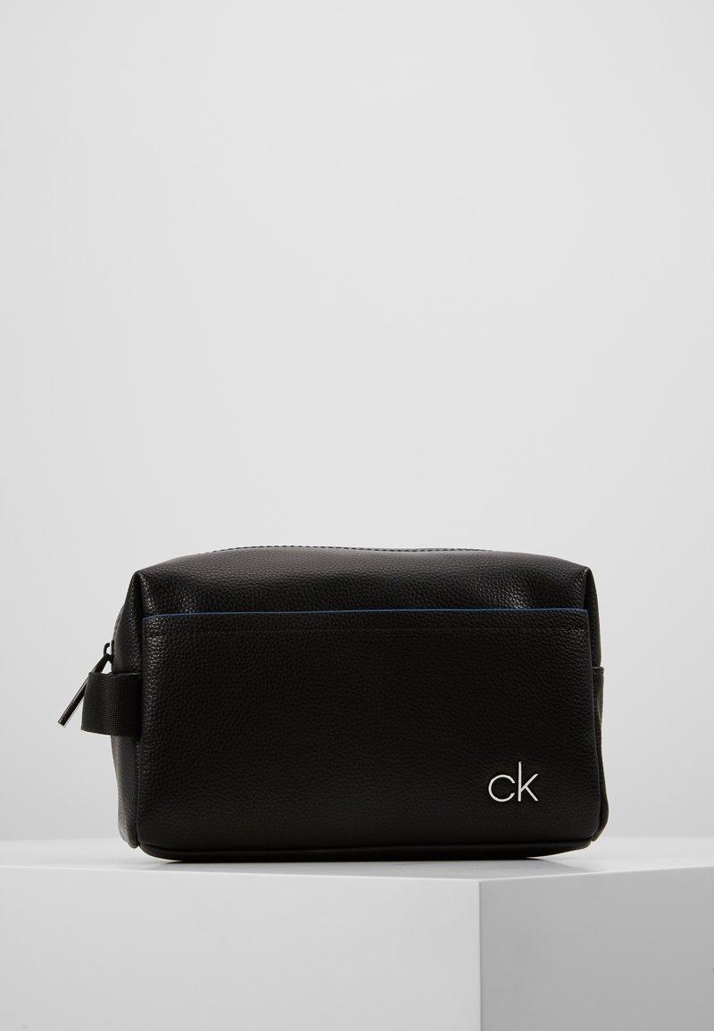 Calvin Klein - DIRECT WASHBAG - Neceser - black