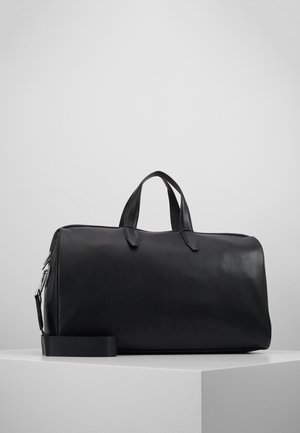 PUNCHED - Weekendbag - black