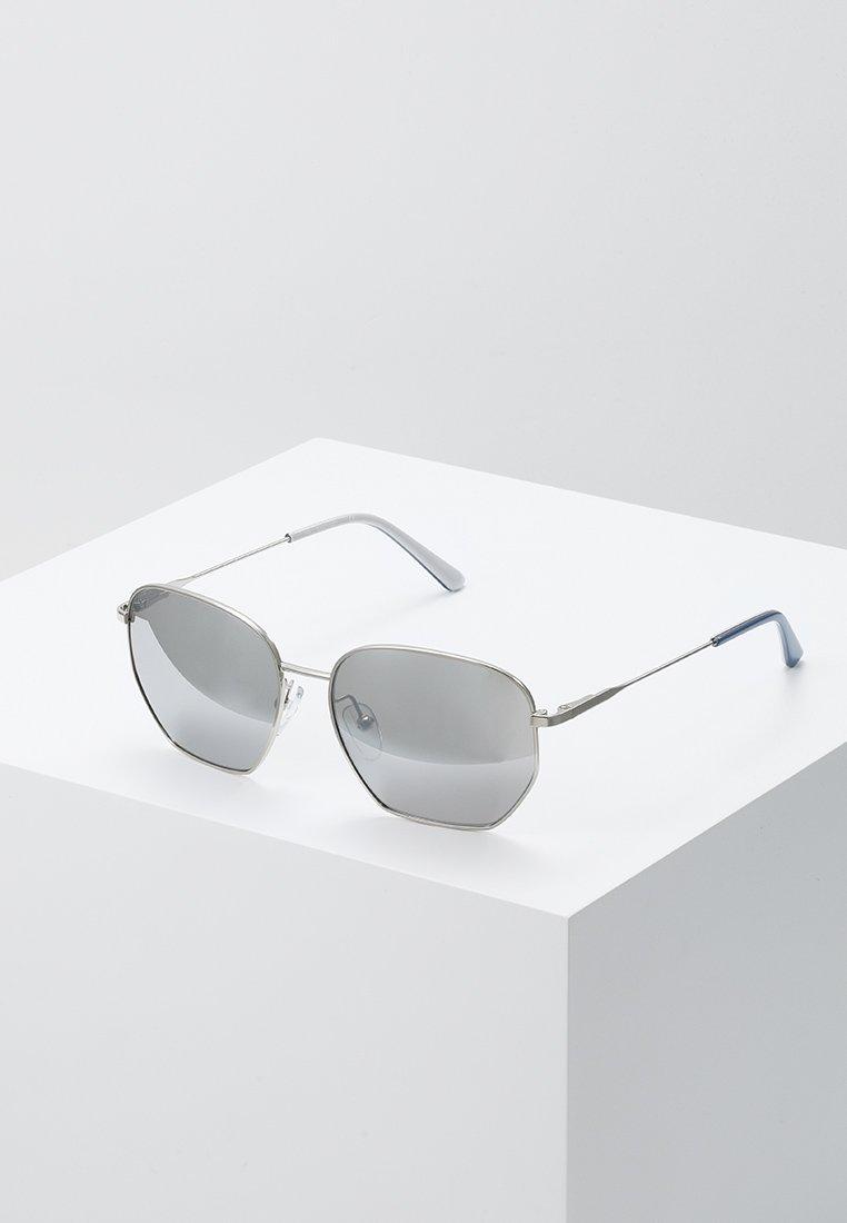 Calvin Klein - Okulary przeciwsłoneczne - silver-coloured