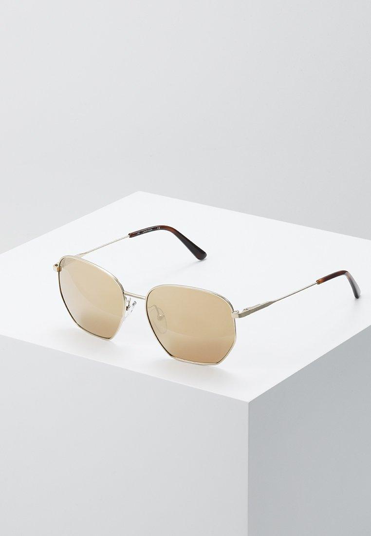 Calvin Klein - Okulary przeciwsłoneczne - gold-coloured