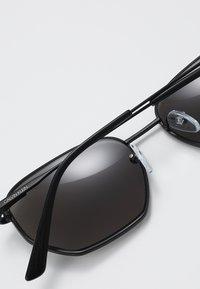 Calvin Klein - Okulary przeciwsłoneczne - black - 5