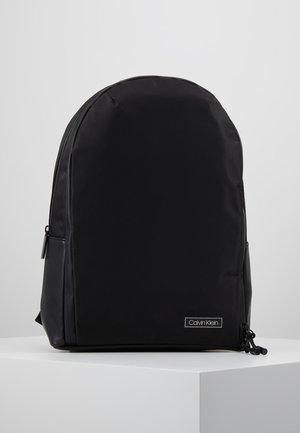PRO ROUND BACKPACK - Tagesrucksack - black