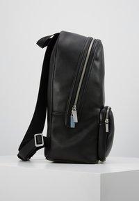 Calvin Klein - PUNCHED ROUND  - Reppu - black - 3