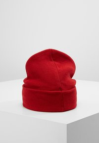 Calvin Klein - CASUAL BEANIE - Bonnet - red - 2