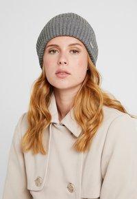 Calvin Klein - BASIC BEANIE - Bonnet - grey - 3