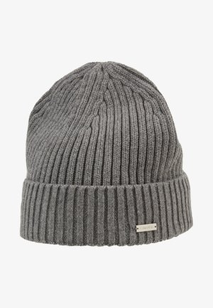 BASIC BEANIE - Bonnet - grey