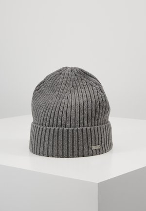 BASIC BEANIE - Mössa - grey