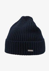 Calvin Klein - BASIC BEANIE - Gorro - blue - 4