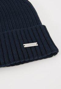 Calvin Klein - BASIC BEANIE - Gorro - blue - 5