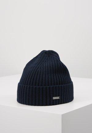 BASIC BEANIE - Čepice - blue