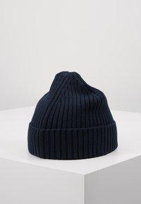Calvin Klein - BASIC BEANIE - Gorro - blue - 2