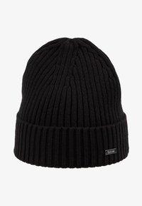 Calvin Klein - BASIC BEANIE - Bonnet - black - 4