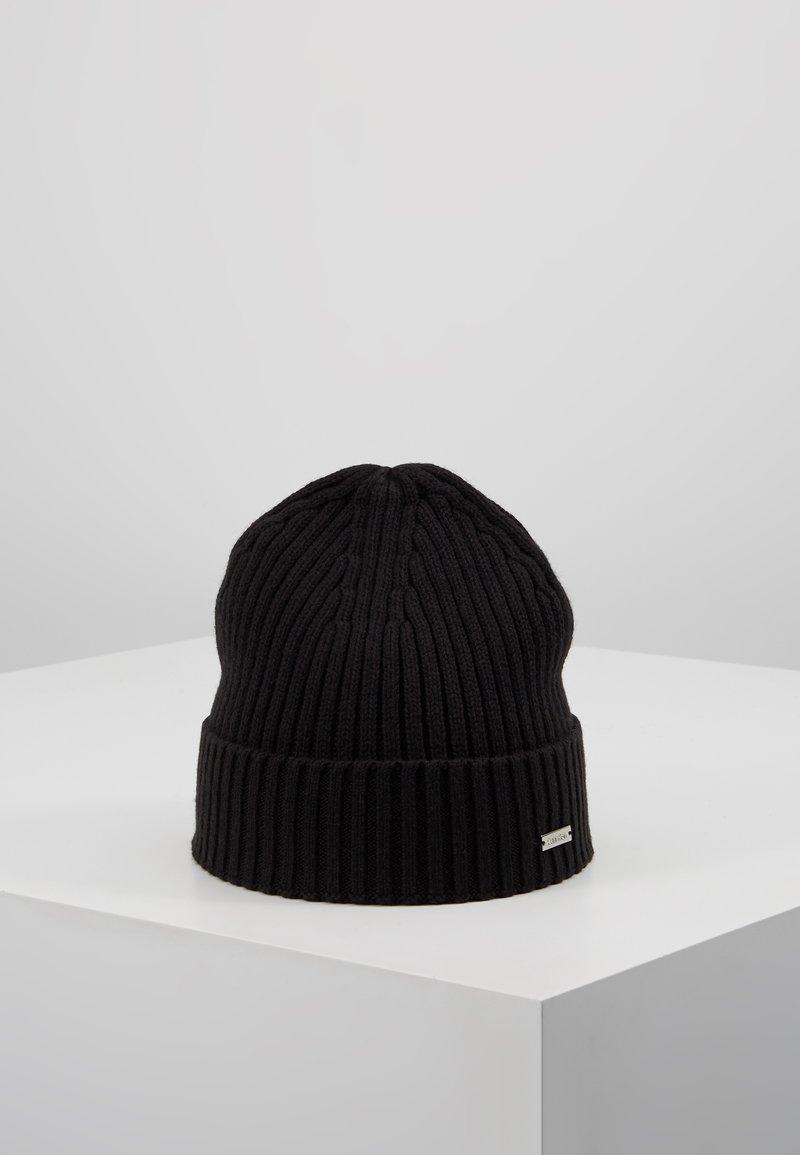 Calvin Klein - BASIC BEANIE - Bonnet - black