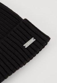 Calvin Klein - BASIC BEANIE - Bonnet - black - 5