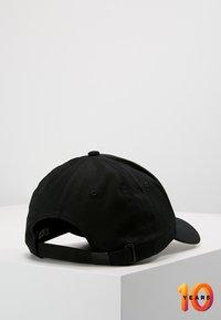 Calvin Klein - LOGO EMBROIDERY - Cap - black - 2