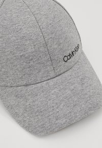 Calvin Klein - SIDE LOGO - Cap - grey - 6