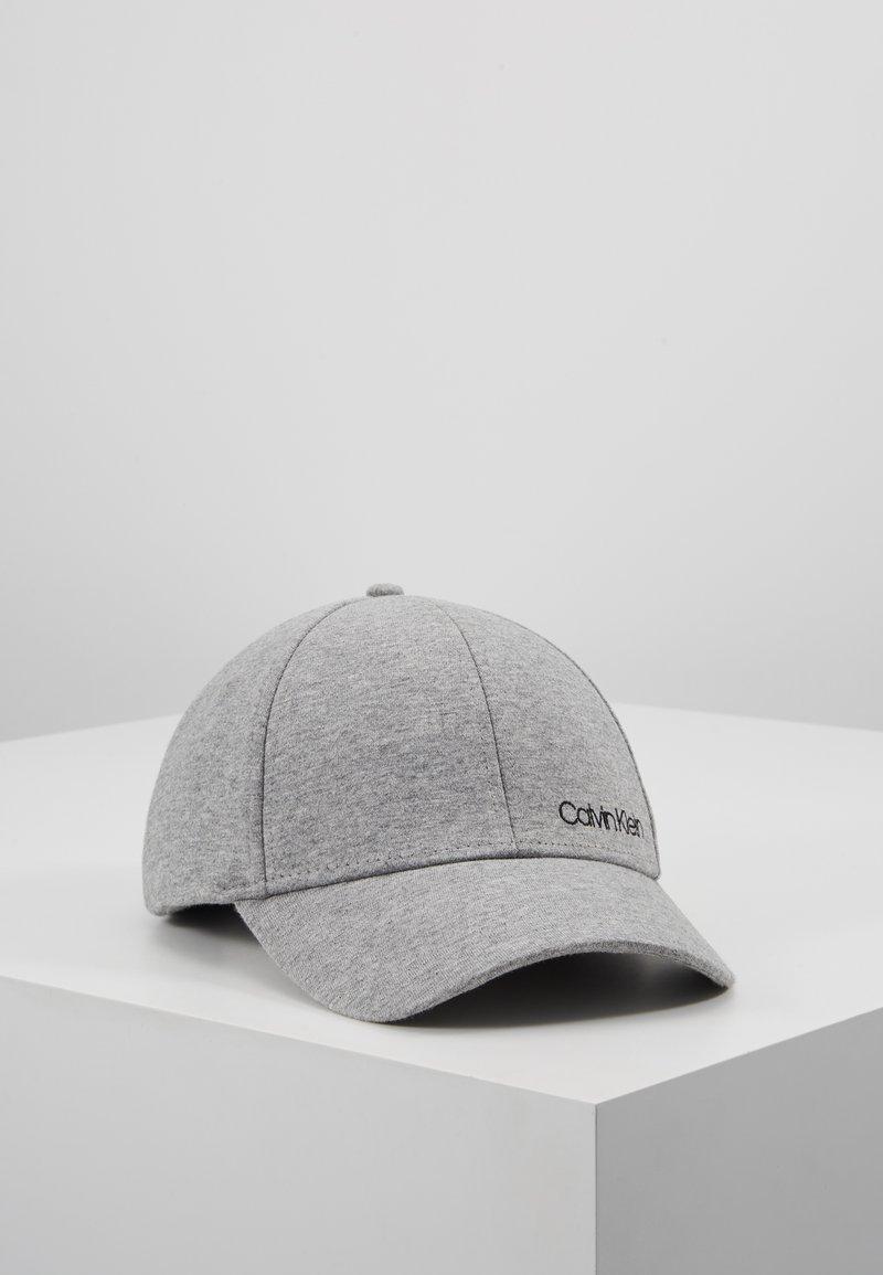 Calvin Klein - SIDE LOGO - Cap - grey