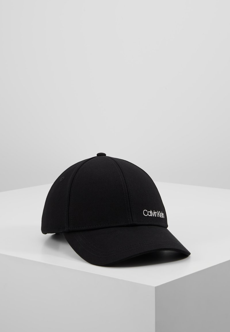 Calvin Klein - SIDE LOGO - Cap - black