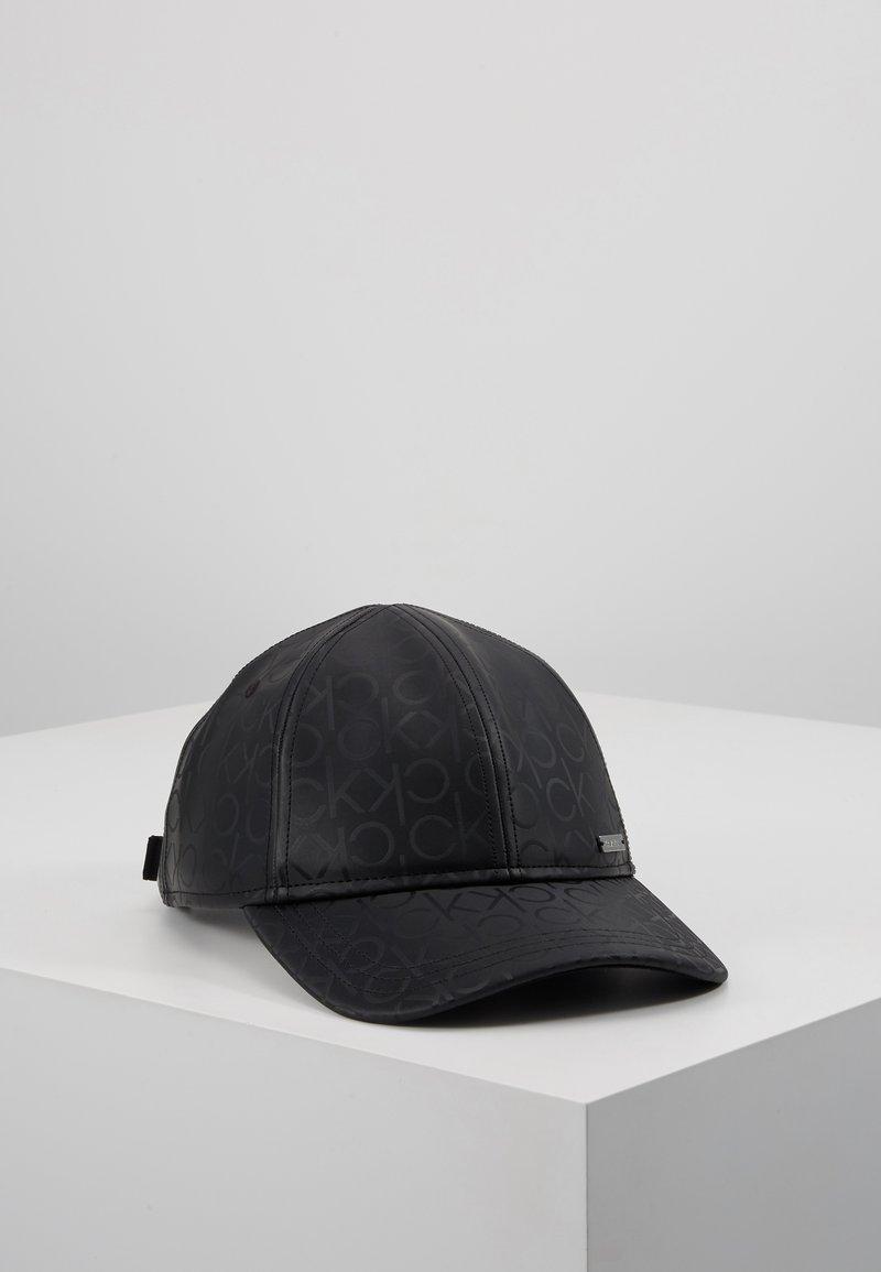 Calvin Klein - INDUSTRIAL MONO - Cap - black