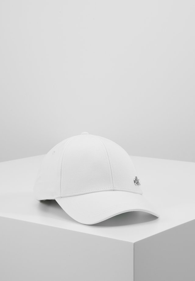 SIDE LOGO - Cap - white