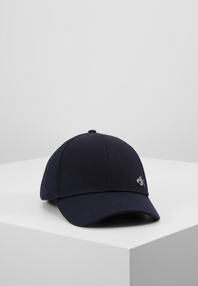 SIDE LOGO - Cap - blue