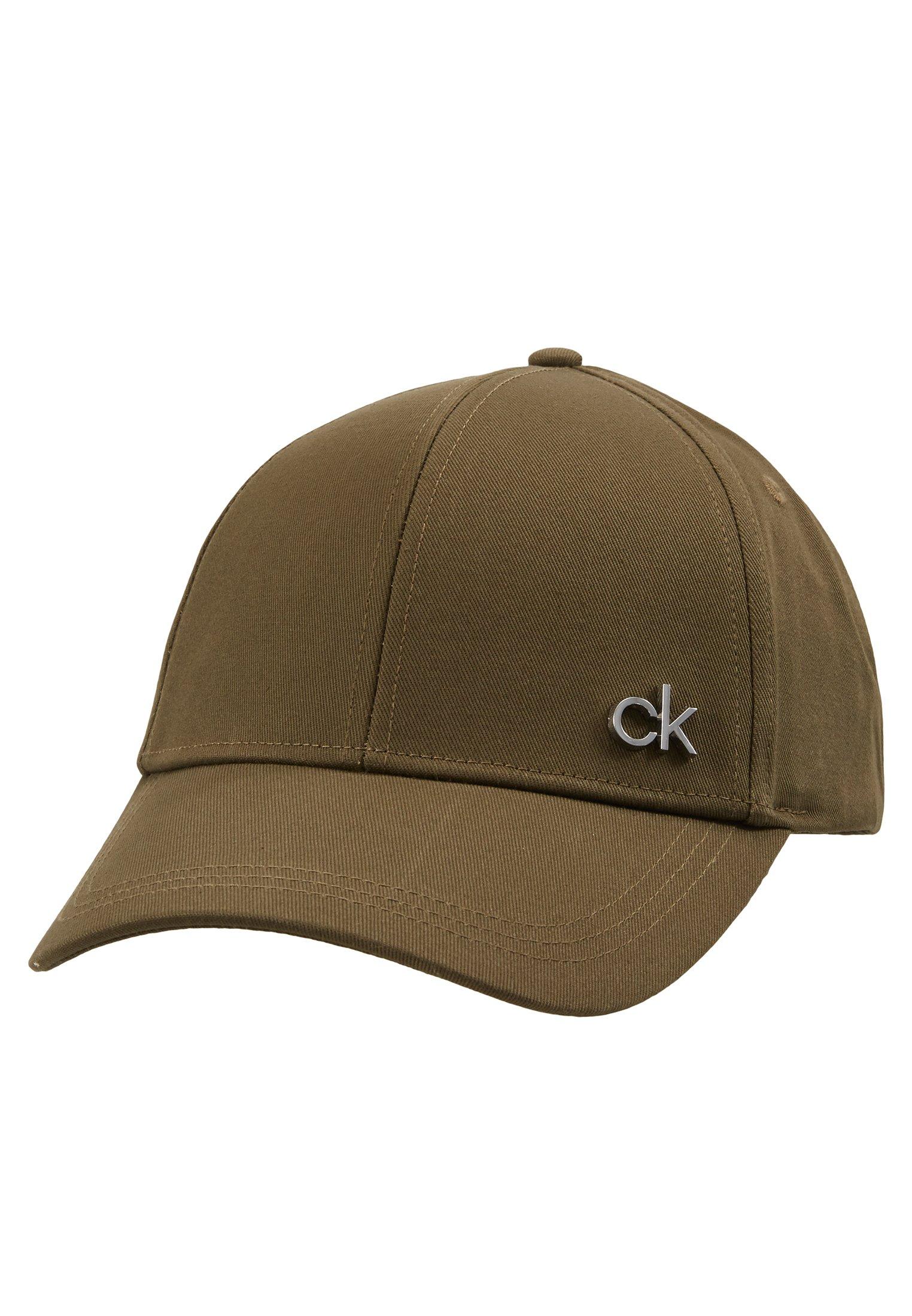 Calvin Klein SIDE LOGO - Keps - green