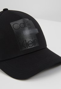 Calvin Klein - LAYERED LOGO - Kšiltovka - black - 6