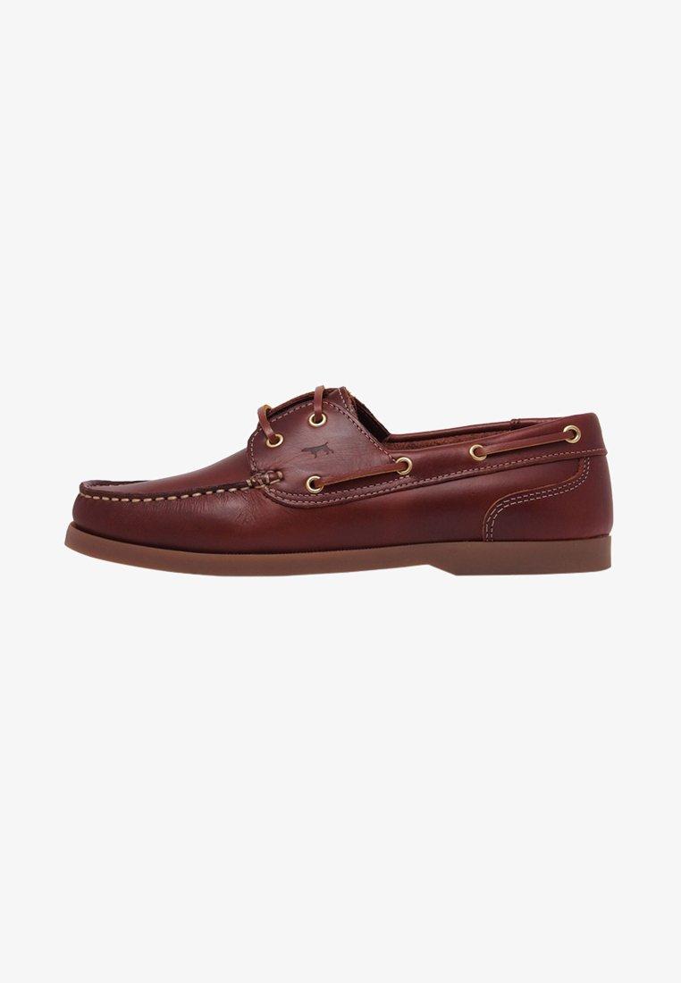 Castellanisimos - Chaussures bateau - brown