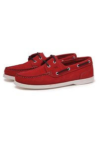 Son Castellanisimos - Chaussures bateau - red - 1