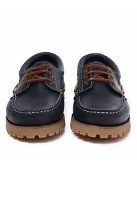 Castellanisimos - Chaussures bateau - blue - 1
