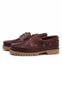 Castellanisimos - Boat shoes - brown - 1