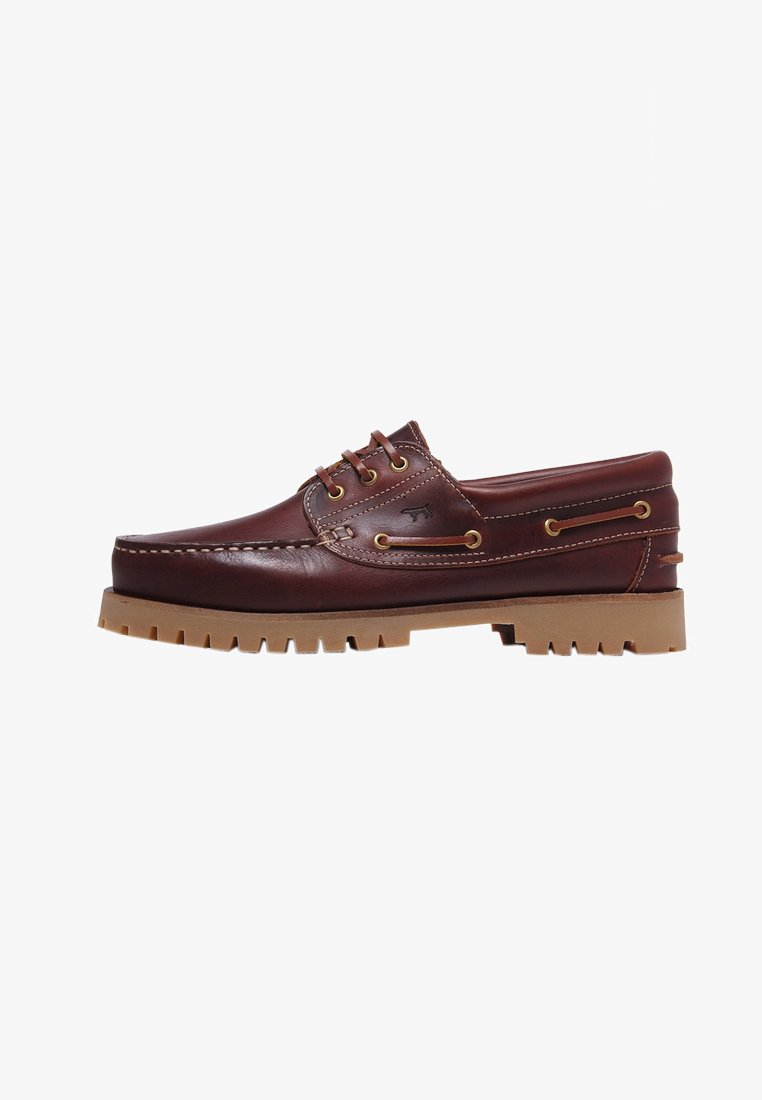 Castellanisimos - Boat shoes - brown
