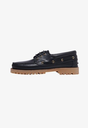 Chaussures bateau - black