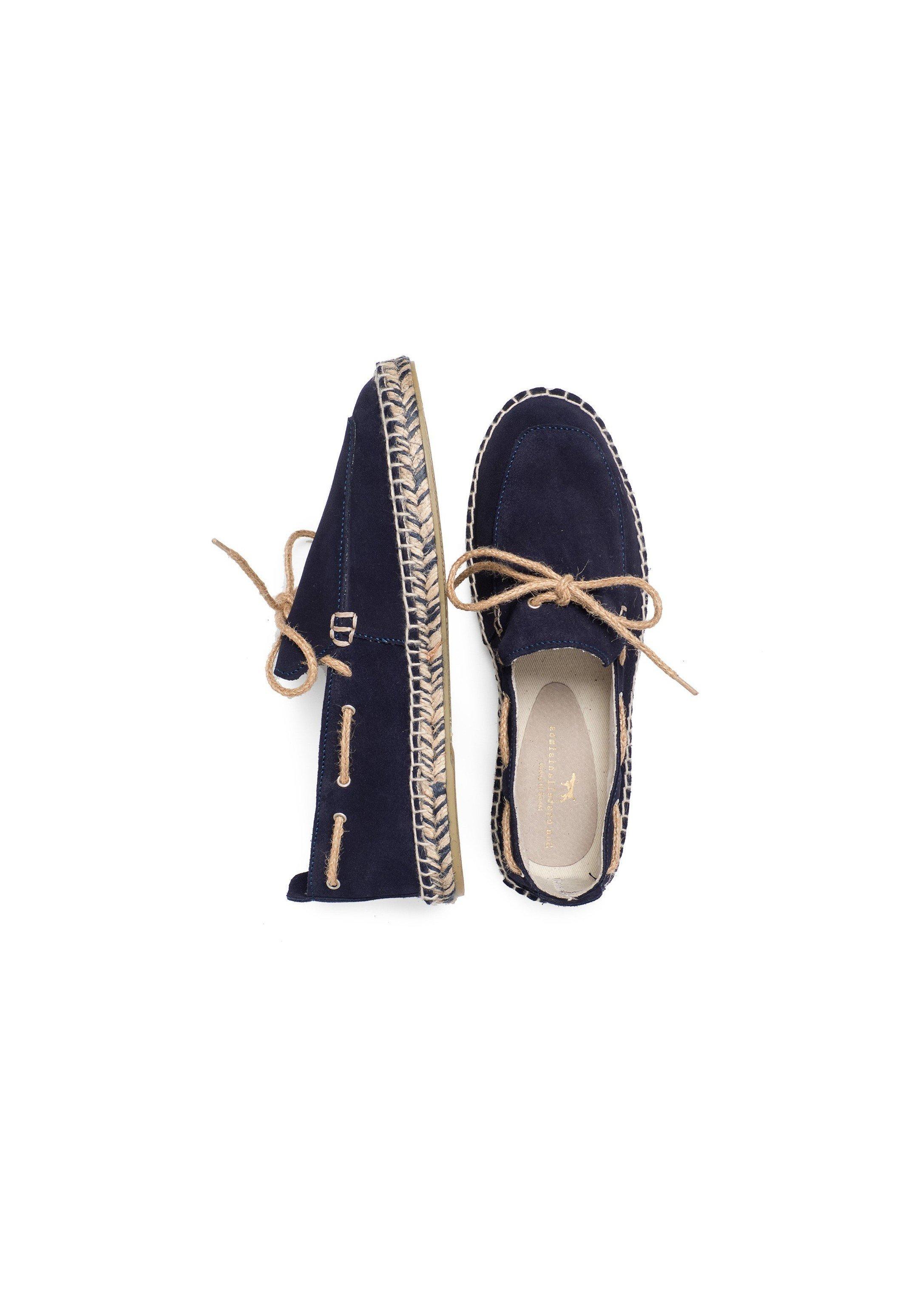 Son Castellanisimos Chaussures bateau - dark blue