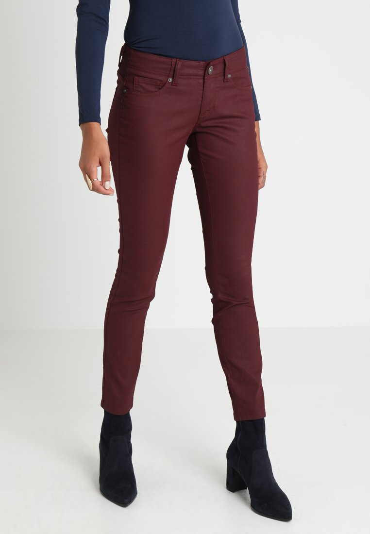 Freeman T. Porter - DORYA - Jeans Slim Fit - windsor wine