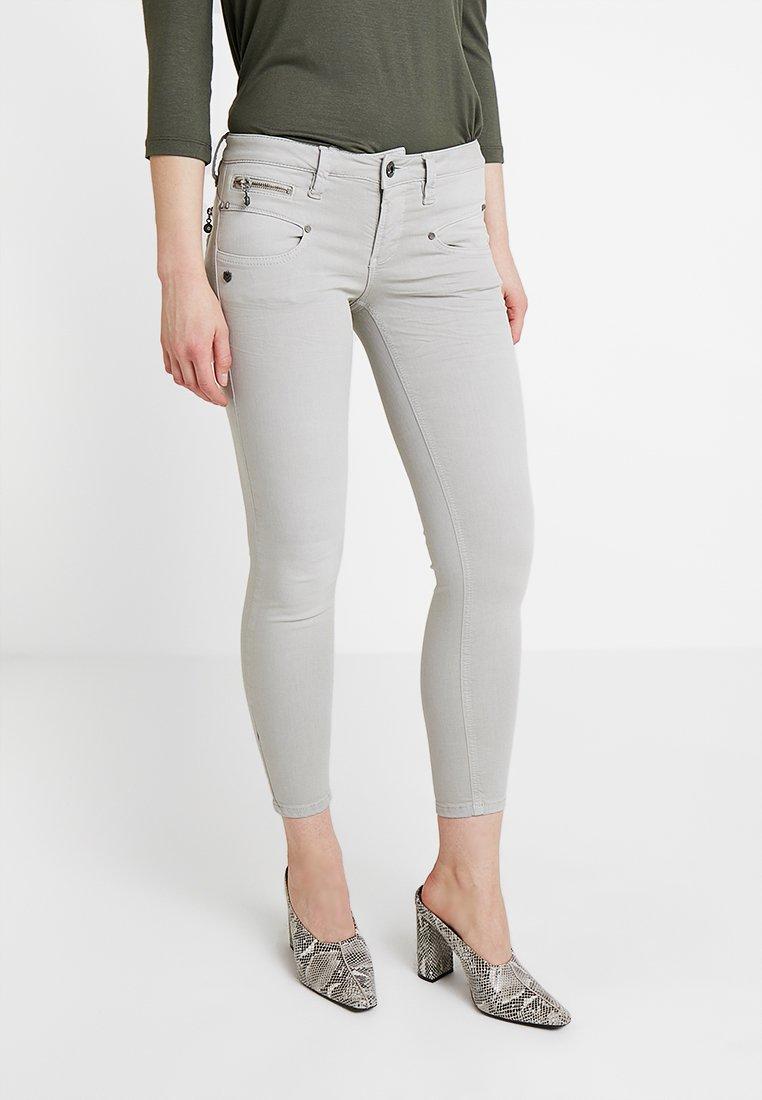 Freeman T. Porter - ALEXA CROPPED - Jeans Skinny Fit - glacier gray