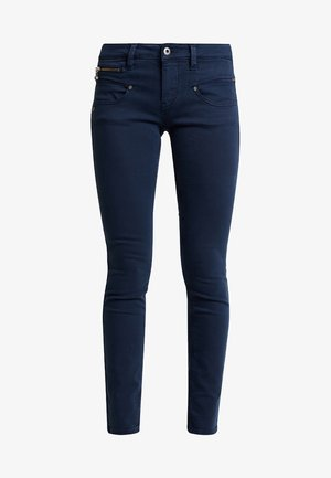 ALEXA SLIM NEW MAGIC COLOR - Pantalon classique - blue nights